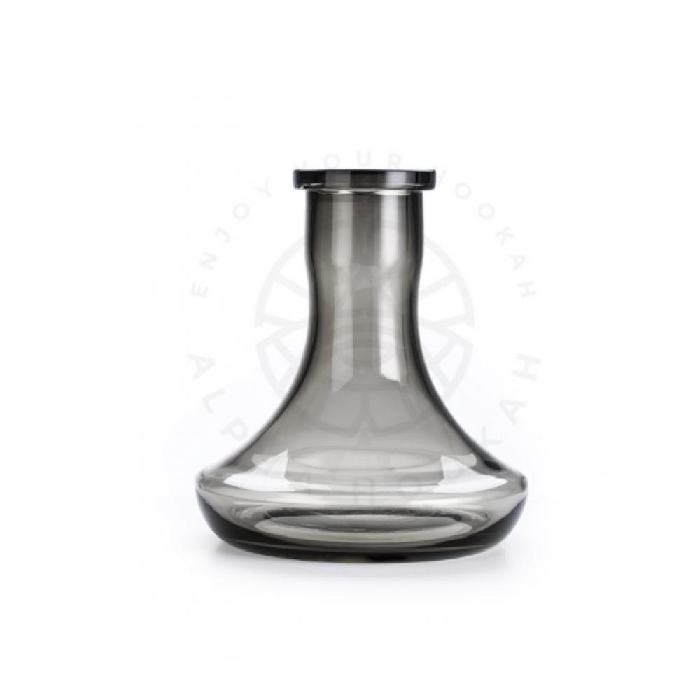 Кальян Alpha Hookah Beat Black Glass (Альфа Хука Бит Затемненное Стекло)