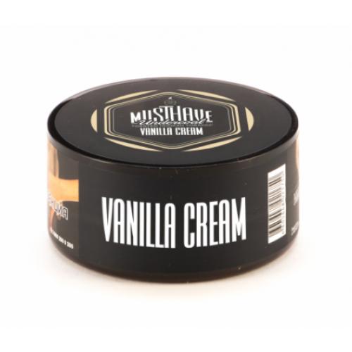 Must Have 25 г Vanilla Cream (Ванильный крем)