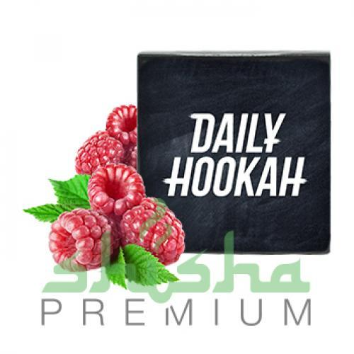 Табак для кальяна DAILY HOOKAH (Дэйли Хука) Малиниум 60г
