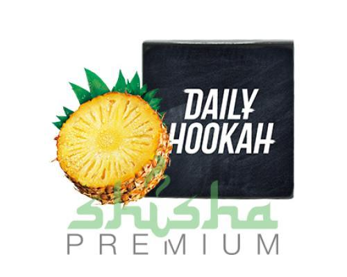 Табак для кальяна Daily Hookah (Дэйли Хука) Ананас 60г