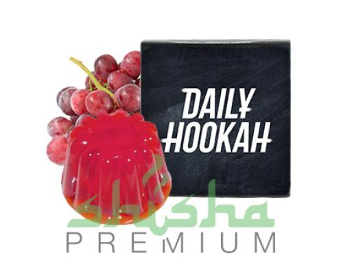 Табак для кальяна Daily Hookah (Дэйли Хука) Виноградное желе 60 г