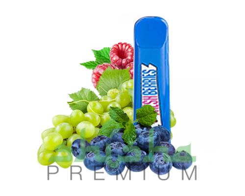 HQD Cuvie - Черника, малина, виноград 5%