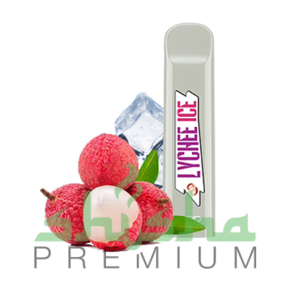 HQD Cuvie - Lychee Ice (Личи) 5%