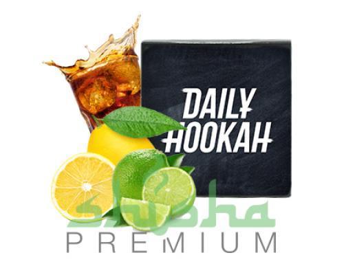 Табак для кальяна Daily Hookah (свободная куба) 60 г