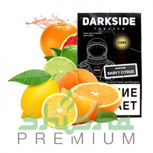 Табак для кальяна Dark Side Barvy Citrus (лайм, лимон, грейпфрут) 100 г