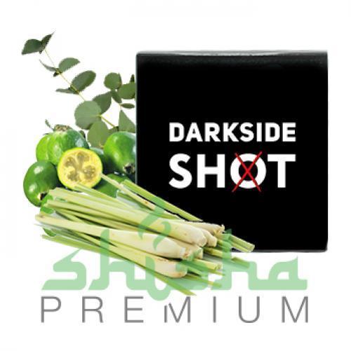 Табак для кальяна Dark Side SHOT (таежный трип) 30 г