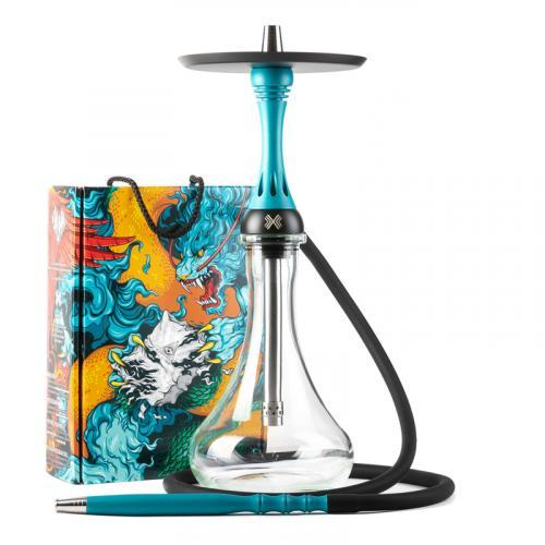 Кальян Alpha Hookah Model X Florida (Альфа Хука Модель Х Флорида)