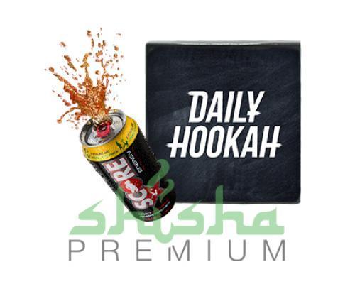 Табак для кальяна DAILY HOOKAH (Дэйли Хука) Энергетический напиток 60г