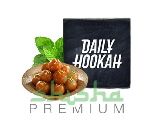 Табак для кальяна DAILY HOOKAH (Дэйли Хука) Индийский десерт 60г