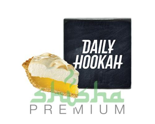 Табак для кальяна DAILY HOOKAH (Дэйли Хука) Лимонный пай 60г