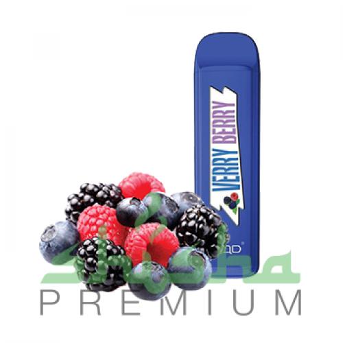 HQD MEGA - VERRY Berry (Лесные ягоды) 2%