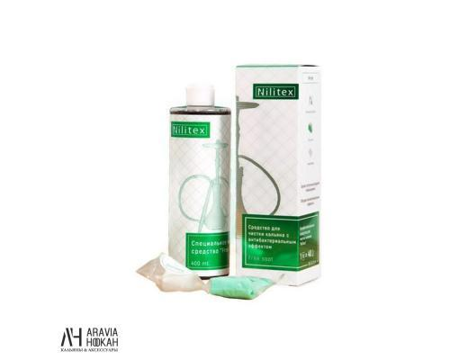 Чистящее средство для кальяна Nilitex 250 мл.