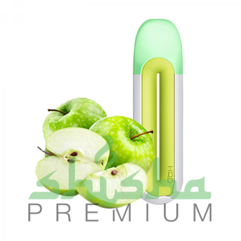HQD Rosy - Green Apple (Яблоко) 5%