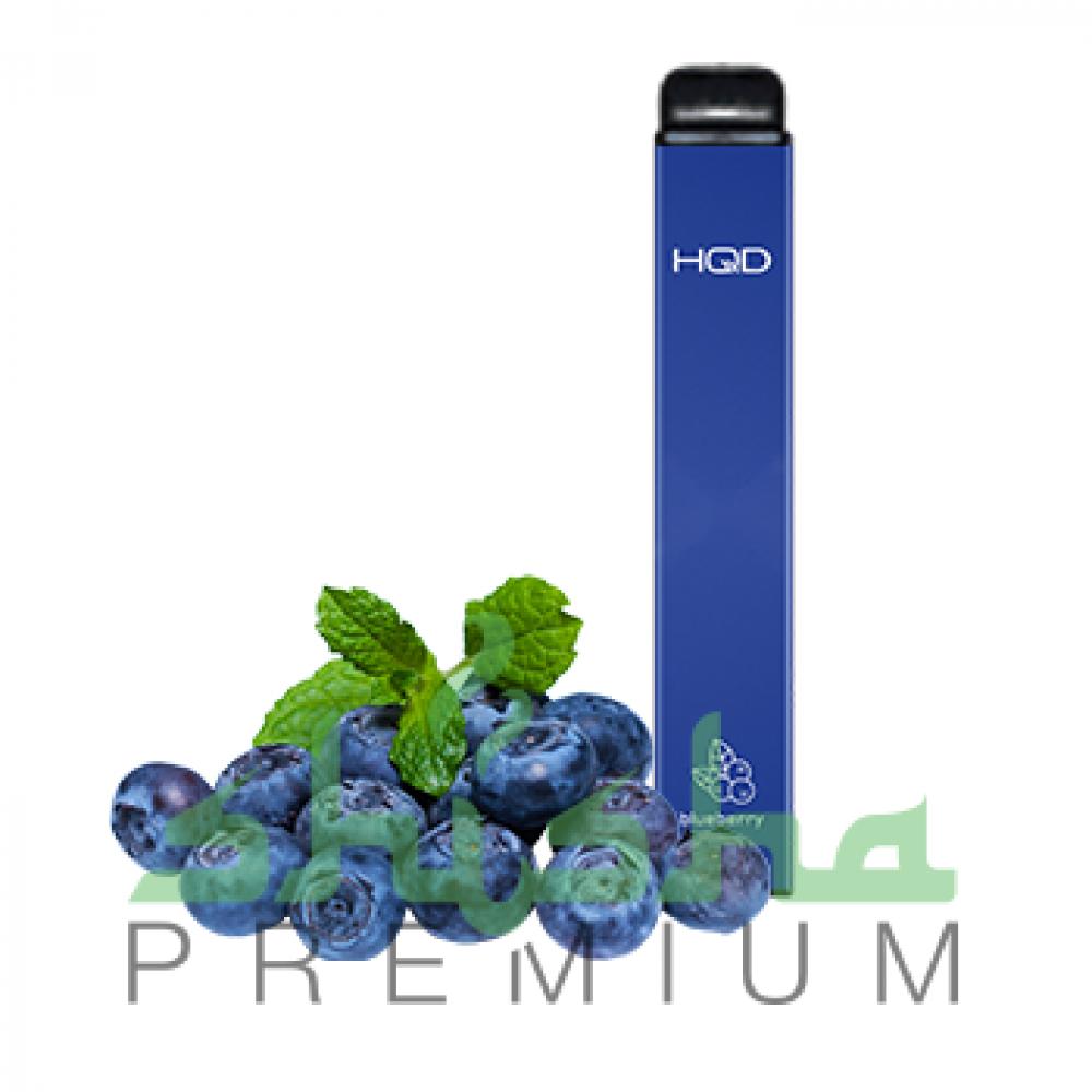 HQD Ultra - Blueberry (Черника) 5%