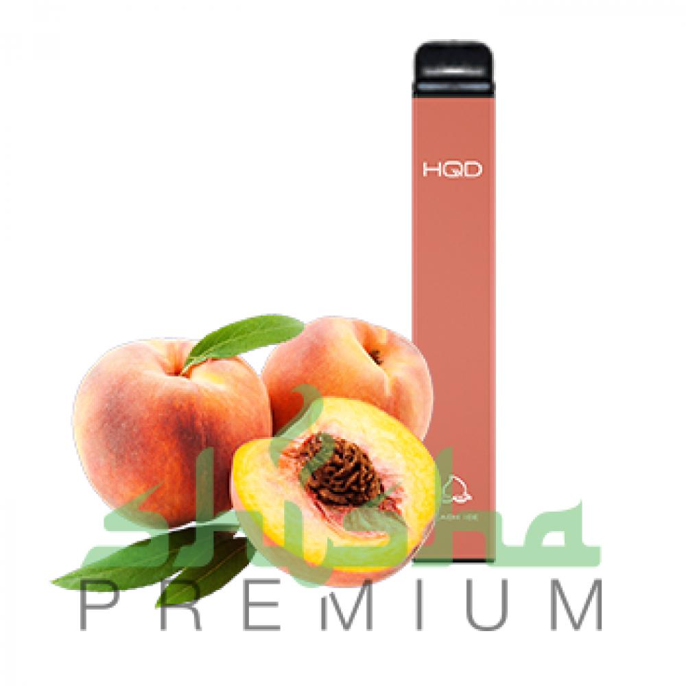 HQD Ultra - Peach Ice (Персик) 5%
