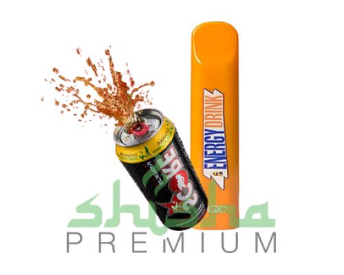 HQD CUVIE - Energy drink (Энергетик) 5%