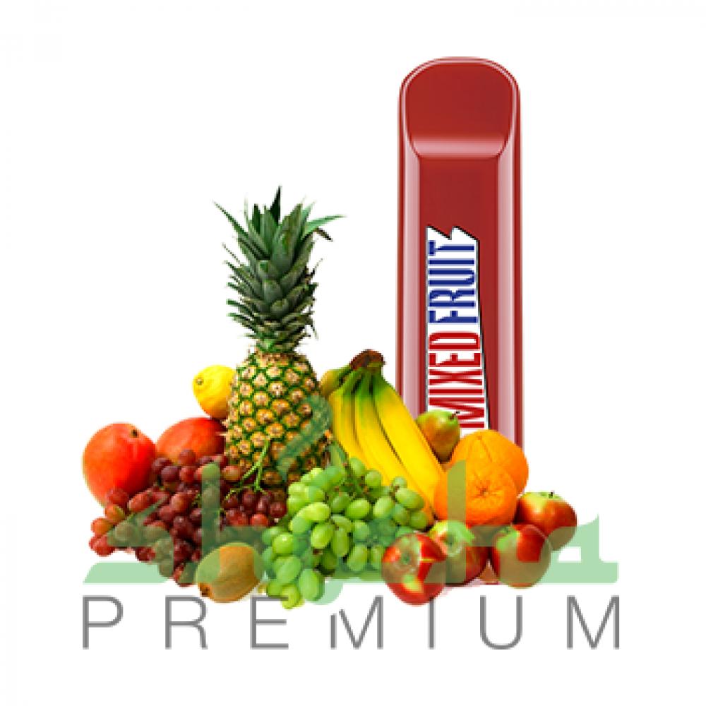 HQD Cuvie - Mixed Fruit (Фруктовый микс) 5%