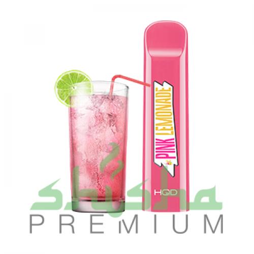HQD Cuvie - Pink Lemonade (Розовый лимонад) 5%