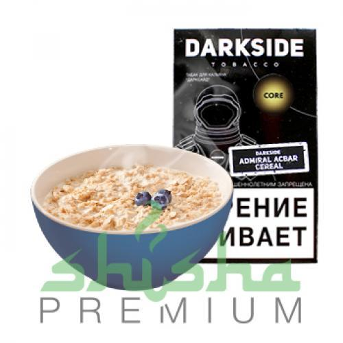 Табак для кальяна Darkside Admeral Acbar Cereal Medium / Core (Дарксайд Адмерал Акбар Сереал/Овсяная каша) 100г