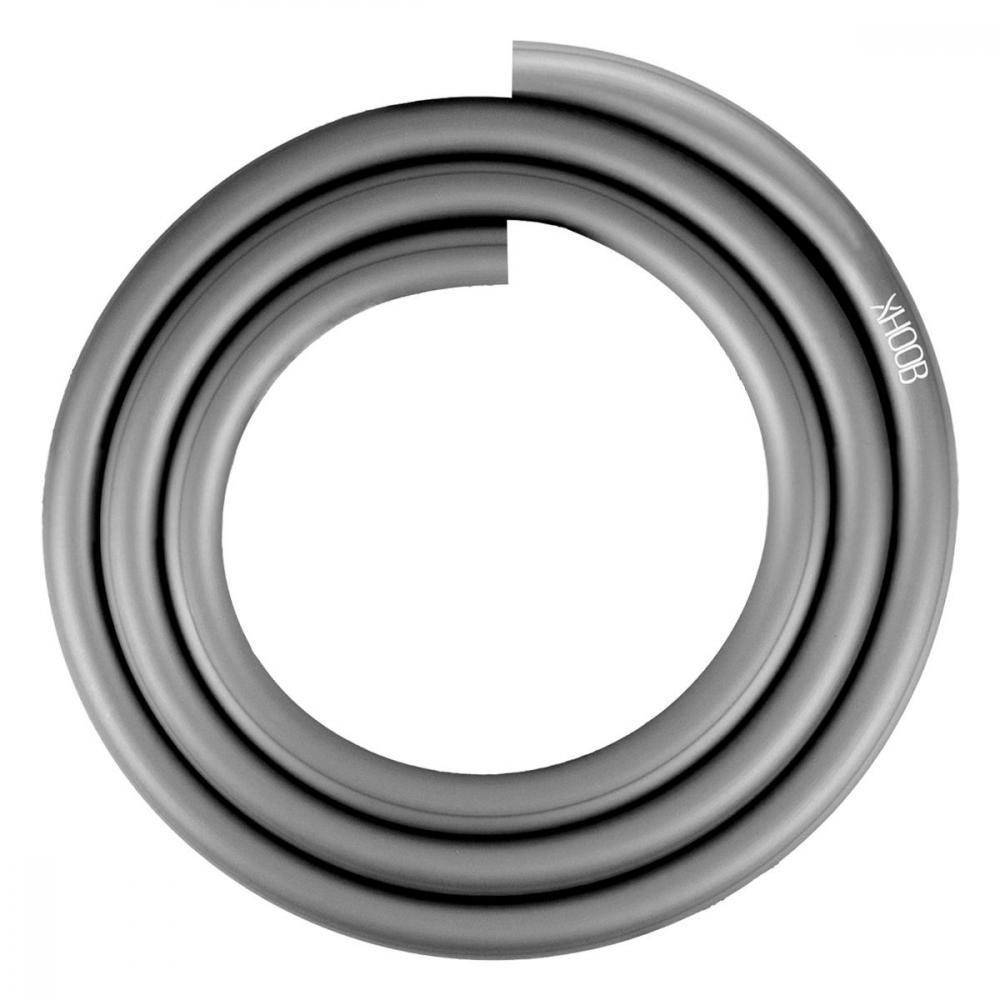 Силиконовый шланг hoob серый