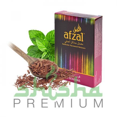 Табак Afzal 4 сезона (пан раса, мята, цветочные оттенки) 50 г