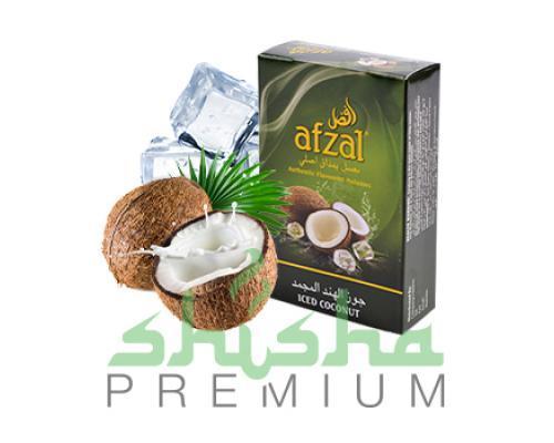 Табак Afzal Ледяной кокос 50 г