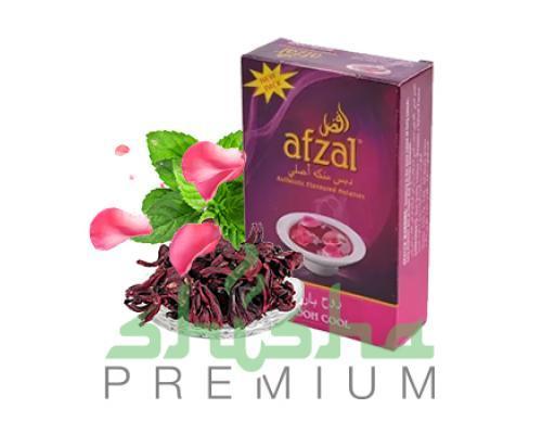 Табак Afzal Rooh cool (розовая вода и мята) 50 г