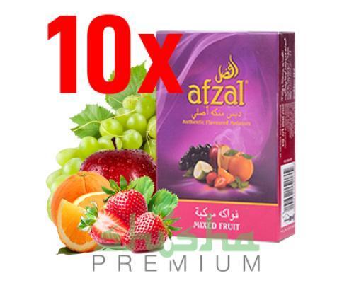 Набор табака Afzal (любые 10 пачек по 50 г)