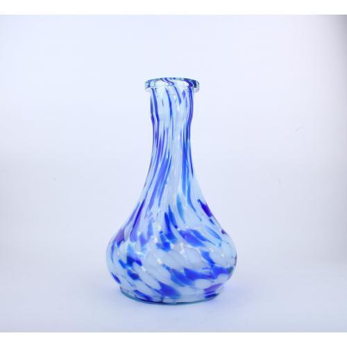 Колба Капля SP Сине-Белая