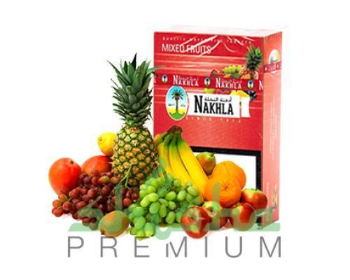Табак для кальяна Nakhla Тропические фрукты 50 г