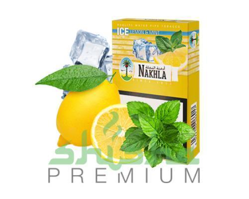 Табак для кальяна Nakhla ледяной лимон с мятой 50 г