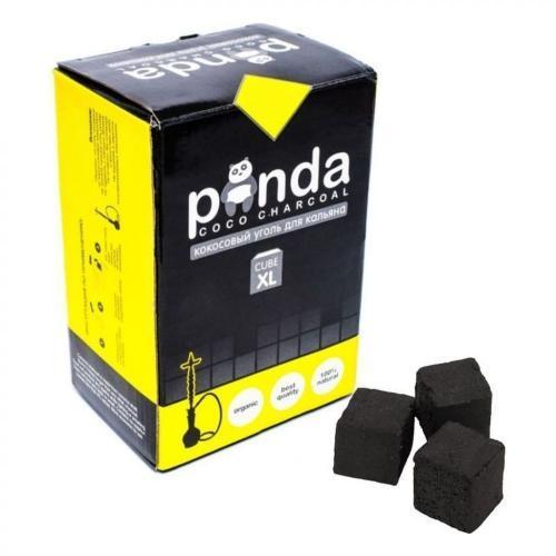 Уголь для кальяна Panda (72 куб.) 25 мм