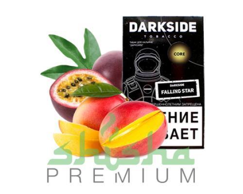Табак Dark Side 100 г, вкус falling star (маного-маракуйя)
