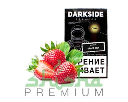 Табак Dark Side 100 г, вкус space jam (клубника в сиропе)