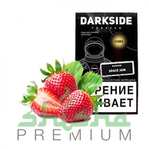 Табак для кальяна Dark Side Space Jam Medium / Core (Дарксайд Спейс Джем/Клубника в сиропе) 100г
