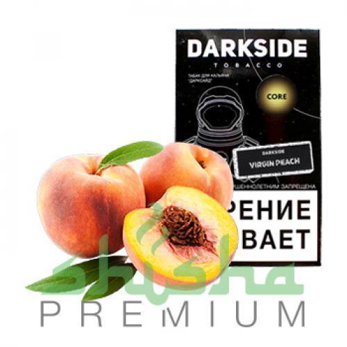 Табак для кальяна Dark Side Virgin peach Medium / Core (Дарксайд Вирджин Пич/Сладкий персик) 100г