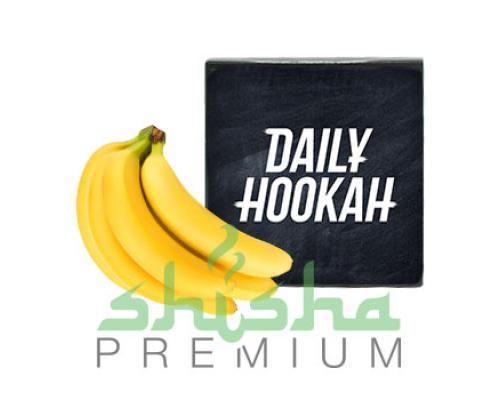 Табак для кальяна DAILY HOOKAH (Дэйли Хука) Банан 60г