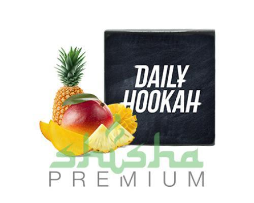 Табак для кальяна DAILY HOOKAH (Дэйли Хука) Экзотические фрукты 60г