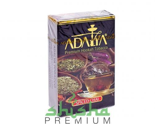 Adalya Spiced chai (Пряный чай)
