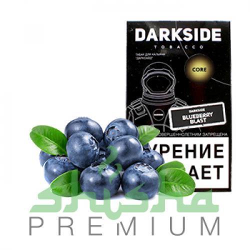 Табак Darkside 100 гр., вкус BLUEBERRY (Черника)