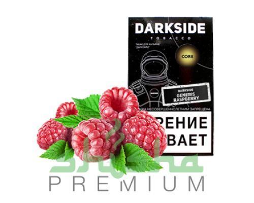 Табак для кальяна Darkside Generis Raspberry Medium / Core (Дарксайд Дженерис Распберри/Малина) 100г