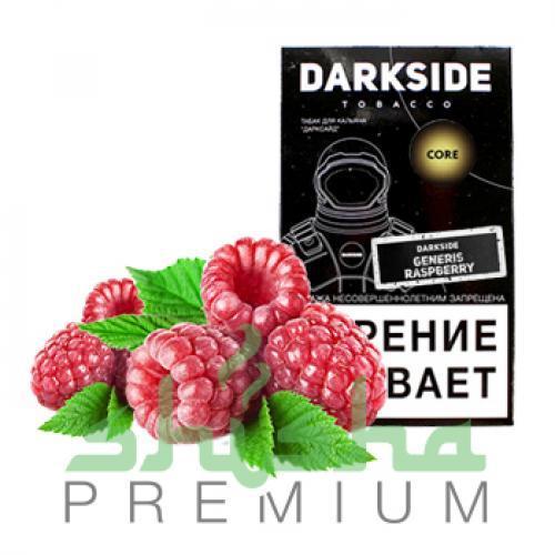 Табак Darkside 100 гр., вкус GENERIS RASPBERRY (малина)