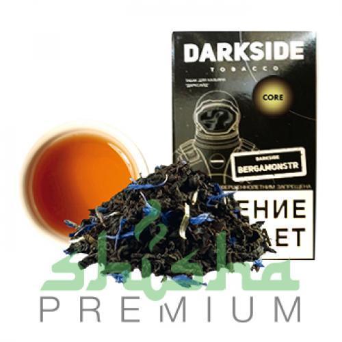 Табак для кальяна Dark Side Bergamonstr Medium / Core (Дарксайд Баргамонстр/Чай с бергамотом) 100г