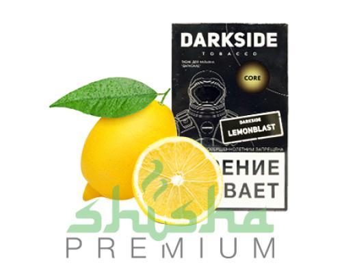 ТАБАК DARKSIDE 100 ГР., ВКУС LEMONBLAST (спелый лимон)