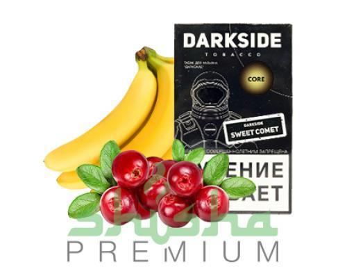 ТАБАК DARKSIDE 100 ГР., ВКУС SWEET COMET (банан, клюква)