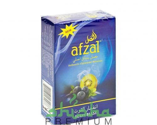 Afzal Berry blast (Черника и киви)