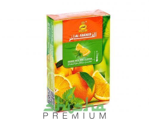 Al Fakher Orange with mint (апельсин с мятой)