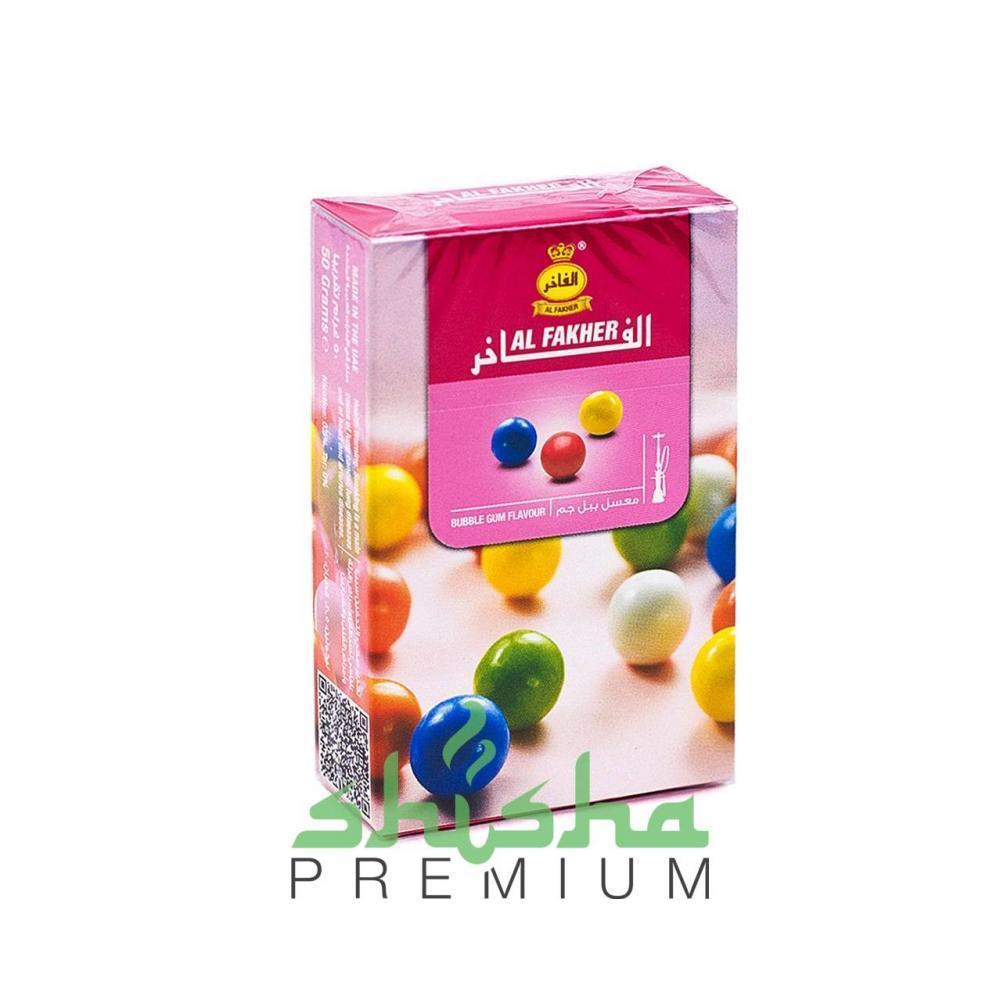 Al Fakher Bubble gum (сладкая жвачка)