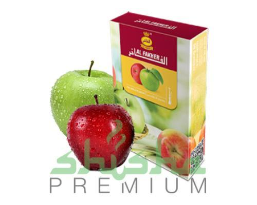 Al Fakher Two apples (двойное яблоко)