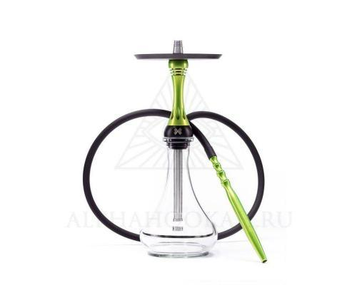 Alpha Hookah Model X Lime